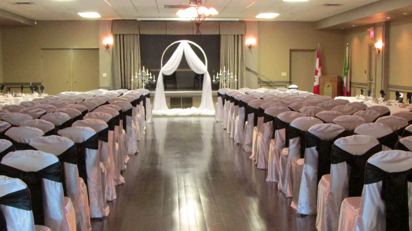 Thorold, St. Catharines Wedding Hall